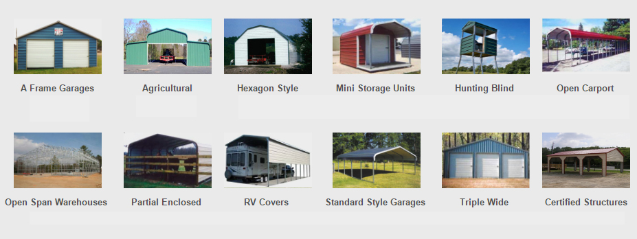 All Carports And Steel Framed Buildings Are Certified Structures Contact Us With Questions Regarding Delivery Warranties S Pricing